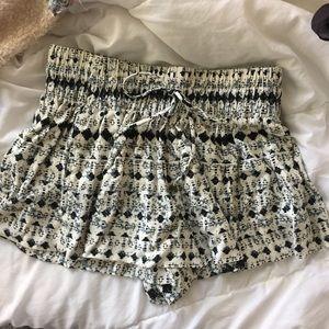 Ella Moss Printed Shorts